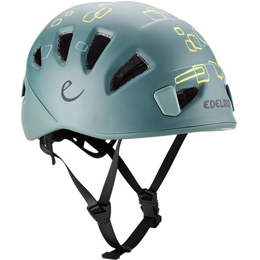 EDELRID KID`S SHIELD JADE-PETROL