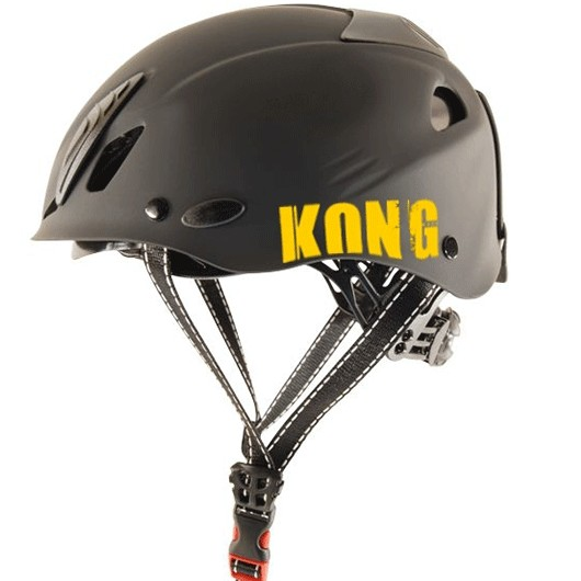 KONG MOUSE NEGRO SOFT TOUCH