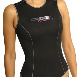 CRESSI CHALECO INTERIOR BLACKLITE 3.5MM LADY