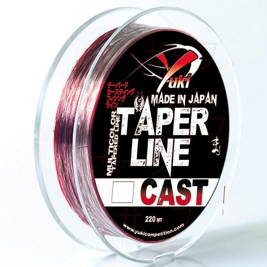 TAPER LINE CAST YUKI