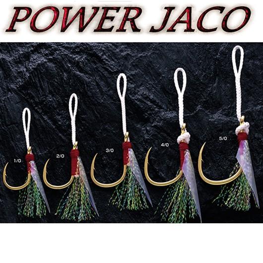 ANZUELO POWER JACO SHOUT