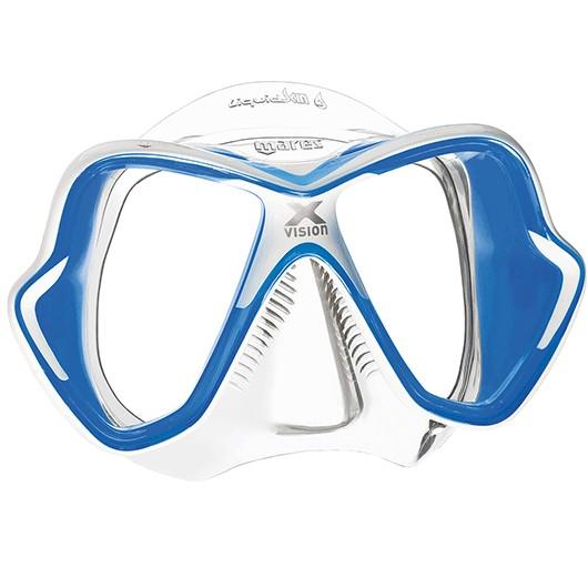 MARES X-VISION ULTRA LIQUIDSKIN CLEAR BLUE