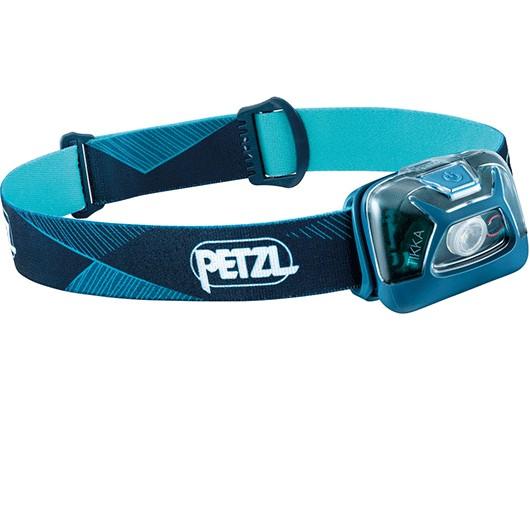 PETZL TIKKA 300LUMEN BLUE