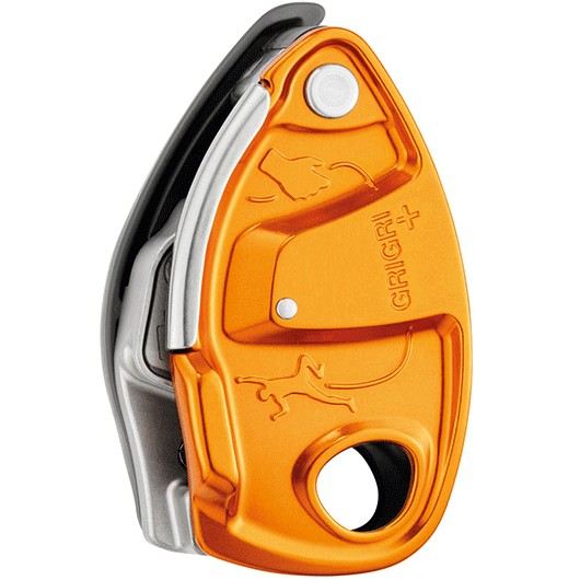 PETZL GRIGRI PLUS ORANGE
