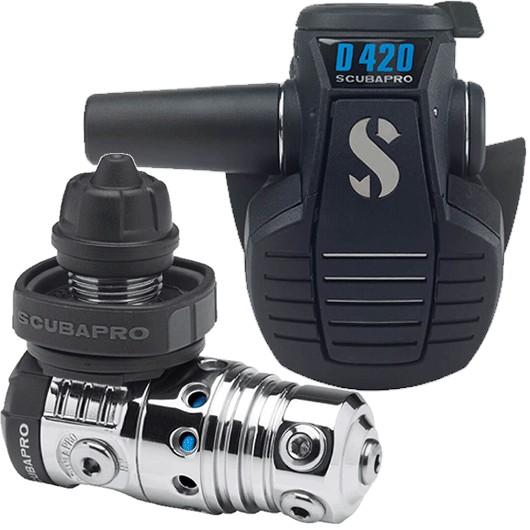 SCUBAPRO MK25EVO D420 DIN300