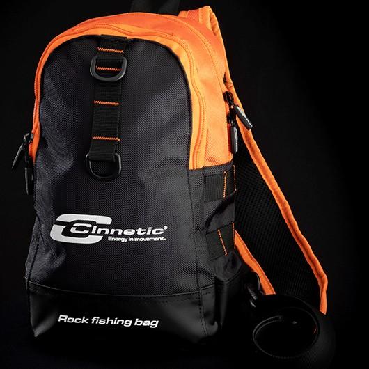 CINNETIC ROCK FISHING BAG