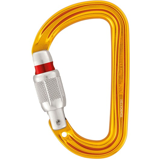 PETZL SM´D SCREW-LOCK