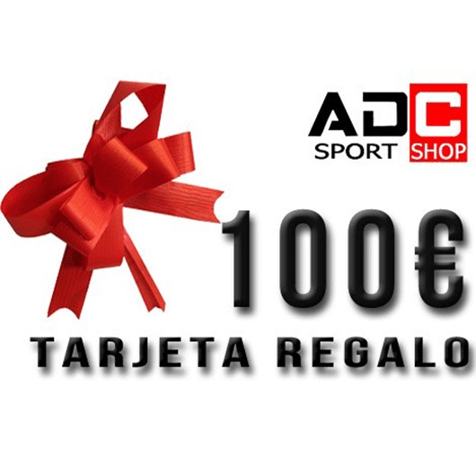 TARJETA REGALO ADC 100€