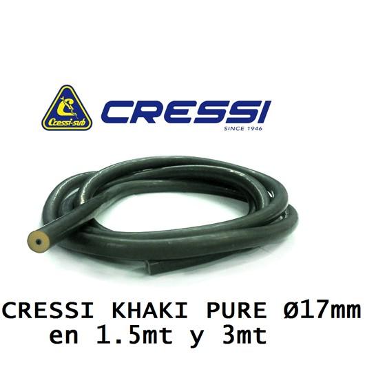 CRESS KHAKI PURE 17,5MM