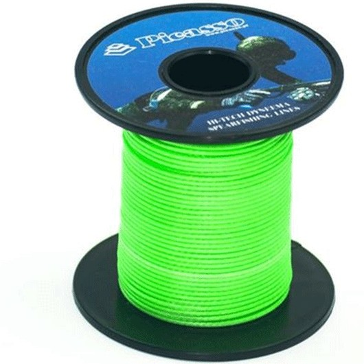 PICASSO DYNEEMA 1MM 100MT GREEN