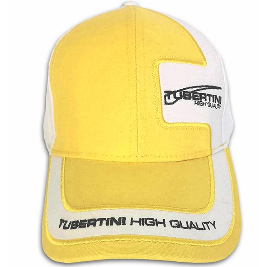 GORRA TEAM CAP YELLOW/WHITE TUBERTINI