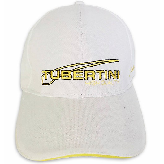 GORRA GOLF CAP WHITE TUBERTINI