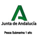 LICENCIA PESCA SUBMARINA 1 AÑO ANDALUCÍA