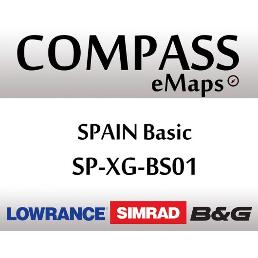 CARTOGRAFIA COMPASS EMAPS BASIC
