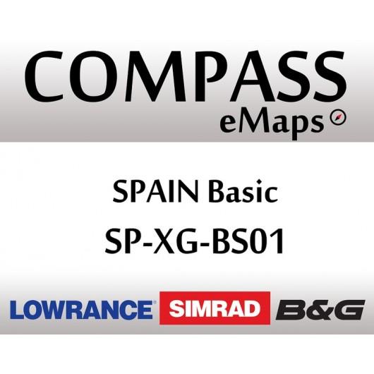 CARTOGRAFIA COMPASS EMAPS BASIC