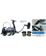 CARRETE YUKI GRAPHITE SURF 8000