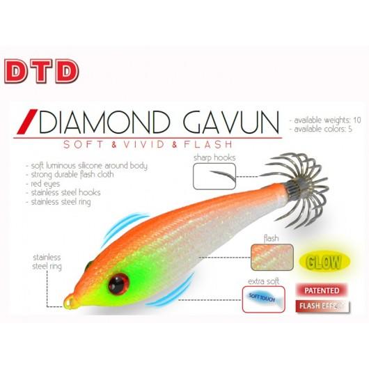 JIBINERA DIAMOND GAVUN 70GR 2H DTD