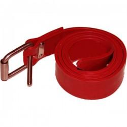 Cinturon ADC Marsellés  Silicona rojo