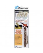 SABIKI GOLD FLASHER EX 120 HAYABUSA