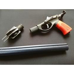 Pack culata , tubo aluminio y cabezal vela inverter ADC