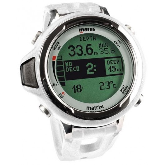 MARES MATRIX WHITE adcsportshop.com