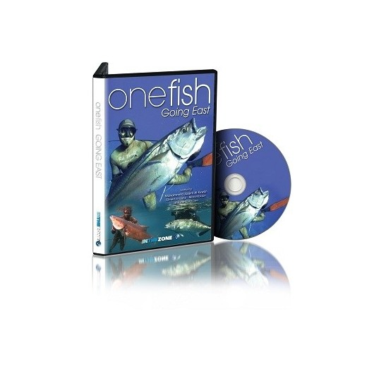 DVD One Fish Going East