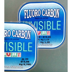 FLUOROCARBON INVISIBLE ELLEVI 30MT