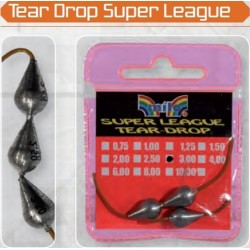 PLOMO MILO TEAR DROP SUPER LEAGUE