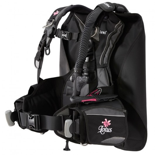 AQUALUNG LOTUS BLACK BCD