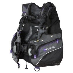 AQUALUNG PEARL BLACK/TWILIGHT BCD