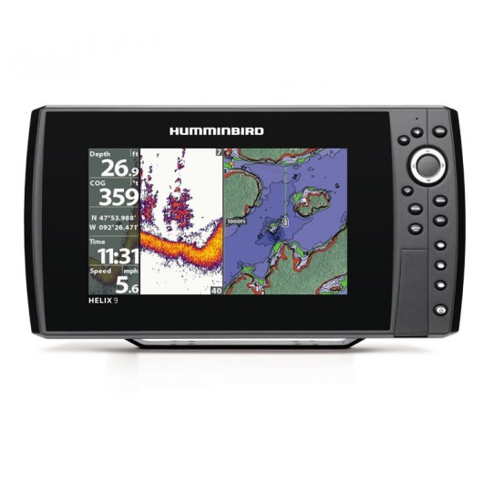 HELIX 9 SONDA/GPS/PLOTTER
