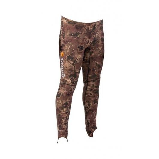 MARES RASH GUARD PANTS CAMOUFLAGE BROWN