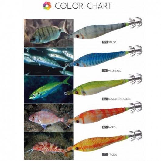 SOFT REAL FISH DTD
