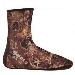 MARES CAMO BROWN 3MM ESCARPIN adcsportshop.com