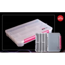 CAJA HORIZONTAL MULTI LURE BOX CINNETIC