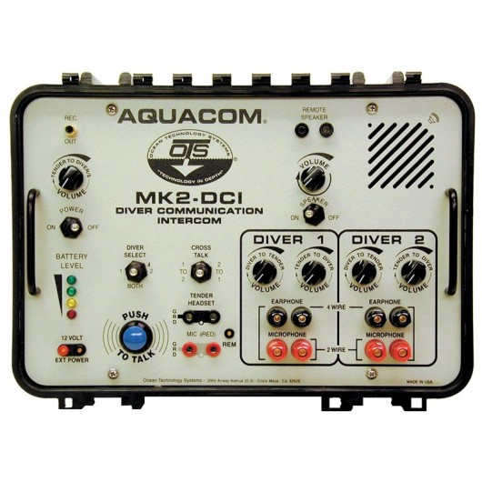 OTS AQUACOM STX 101 SSB 4 CHANNEL adcsportshop.com