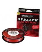 SPIDERWIRE STEALTH CODE RED 110MT