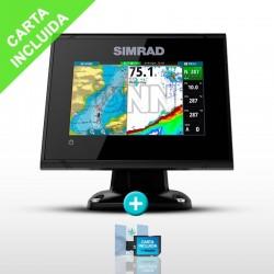 SIMRAD GO5 XSE SONDA GPS PLOTTER