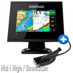 SIMRAD GO5 XSE SONDA GPS PLOTTER adcsportshop.com