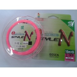 PUENTES TAPER LINE GOSEN STYLE N