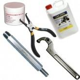 Herramientas y Químicos Reguladores | ADC Sportshop